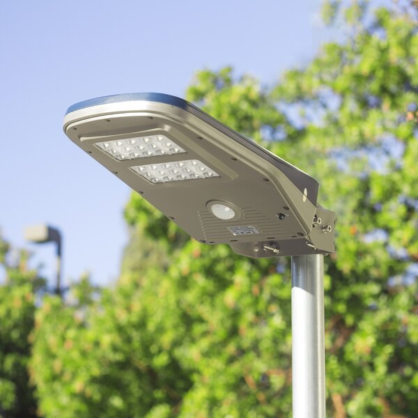Solar Powered 30-Light Security Light by Wagan