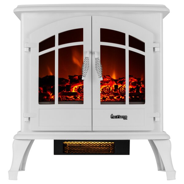 Braaten Electric Fireplace By Millwood Pines
