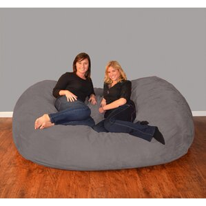 Breton  Bean Bag Sofa by Bay Isle Home