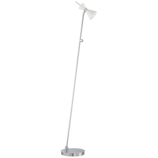 Ibsen 52.75 LED Task Floor Lamp by Langley Street