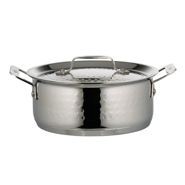 Cucina Round Casserole With lid by Bon Chef