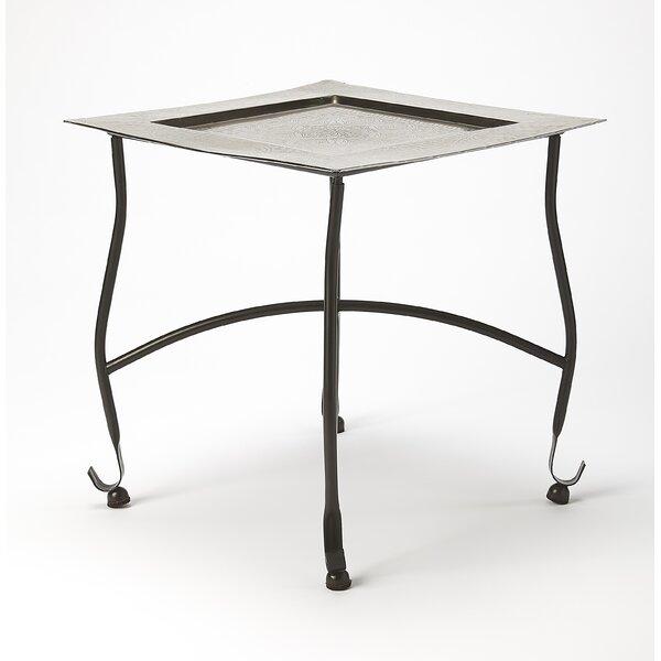 Fetzer End Table By Bungalow Rose