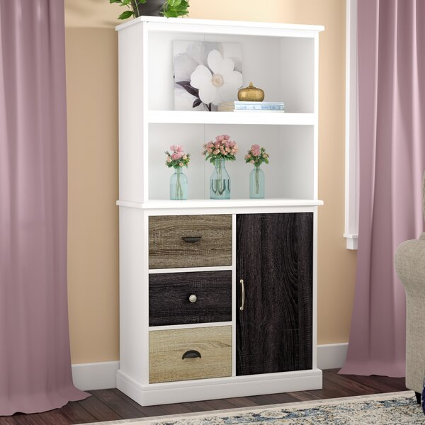 Kinnear Standard Bookcase by Red Barrel Studio