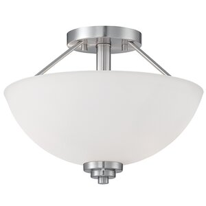 Hester 2-Light Semi-Flush Mount