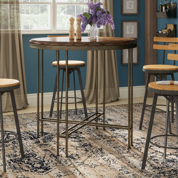 Cianciolo Counter Height Dining Table by Laurel Foundry Modern Farmhouse