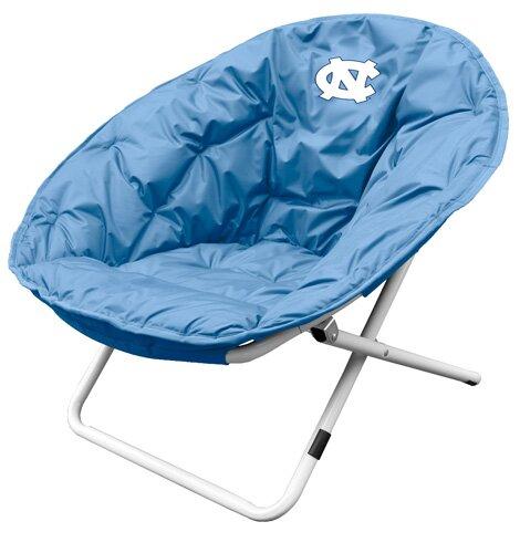 Collegiate Sphere Chair - North Carolina by Logo Brands