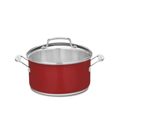 6-qt. Stock Pot with Lid by Cuisinart