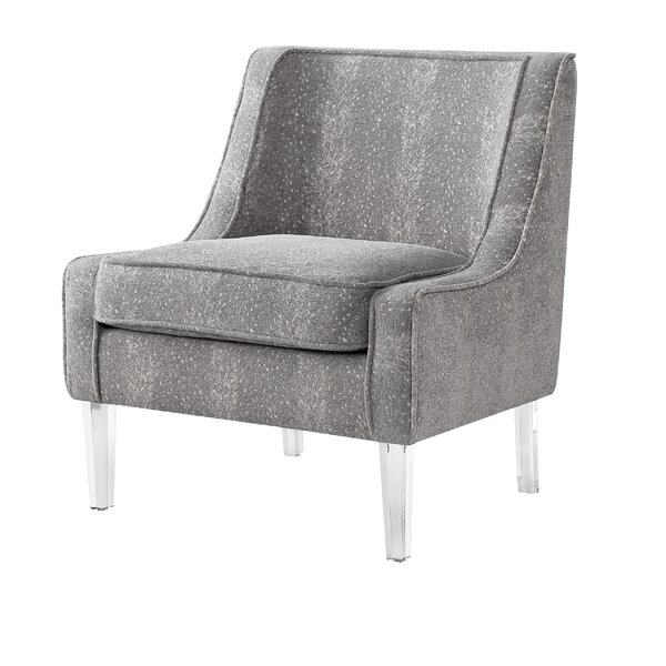 Varnell Wingback Chair by Everly Quinn