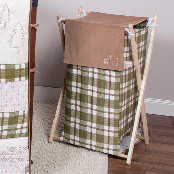 4 Piece Deer Lodge Laundry Hamper Set by Trend Lab