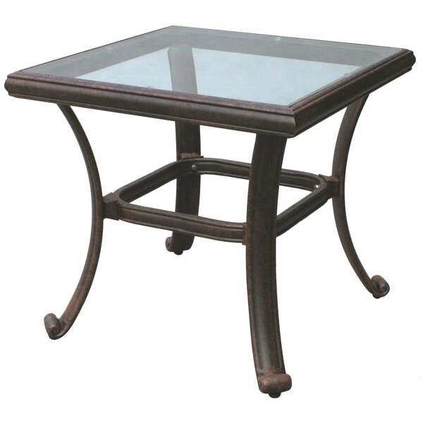 Mentone Side Table by Darby Home Co