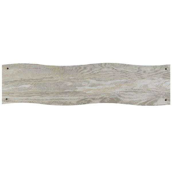 Rousse 5.63 x 23.63 Ceramic Wood Look in Gray by EliteTile