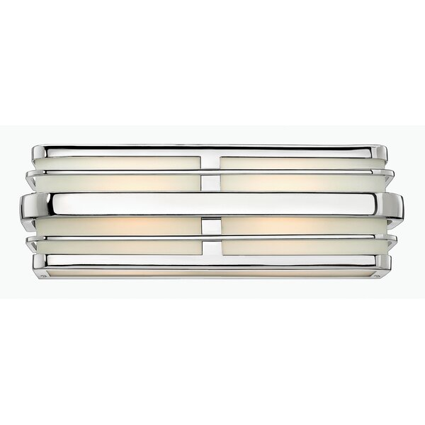 Winton 2 Light Bath Bar By Hinkley Lighting.