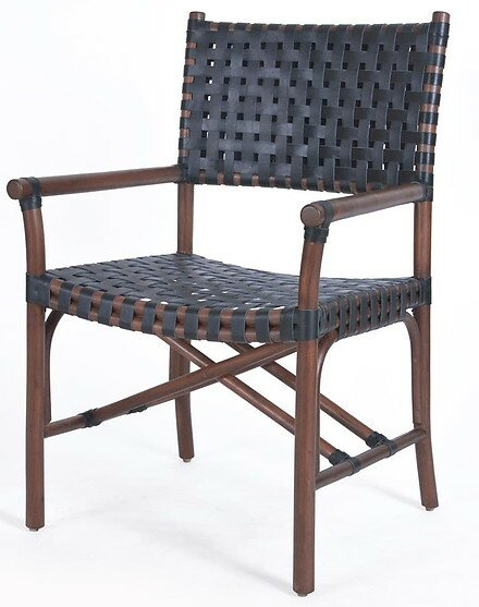 Damion Armchair By Rosecliff Heights