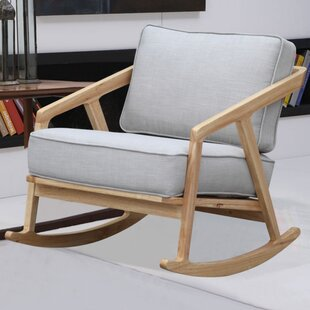 Rocking Chair by Fine Mod Imports
