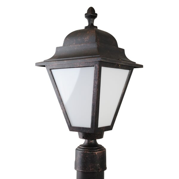 Lemasters 1-Light Lantern Head by Charlton Home