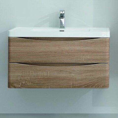 Blondene Modern 30 Single Bathroom Vanity Set by Trent Austin Design