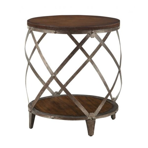 Gries End Table by Ivy Bronx