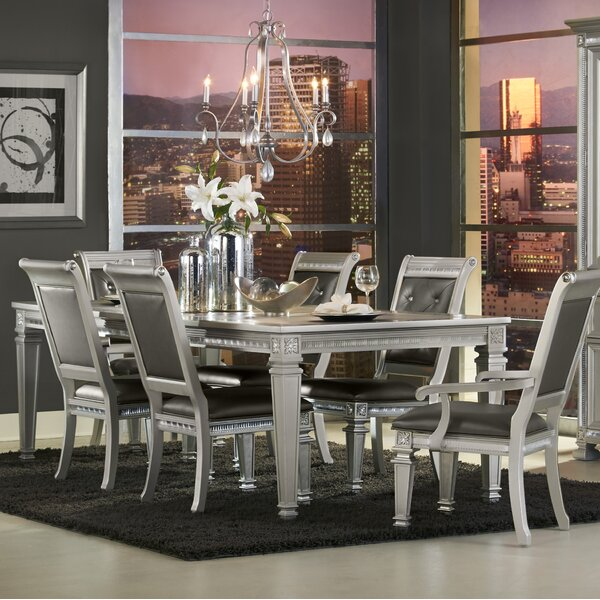 Mabie 7 Piece Extendable Dining Set by Rosdorf Park