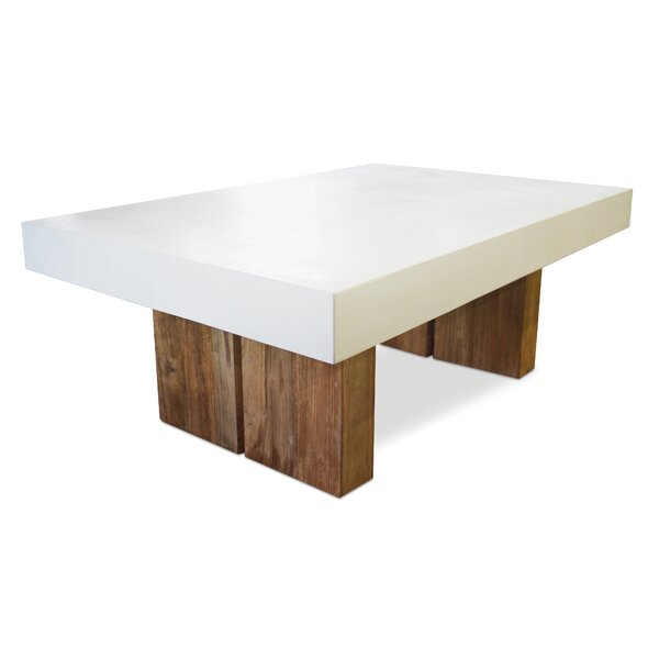 Perpetual Samos Teak Coffee Table by Seasonal Living
