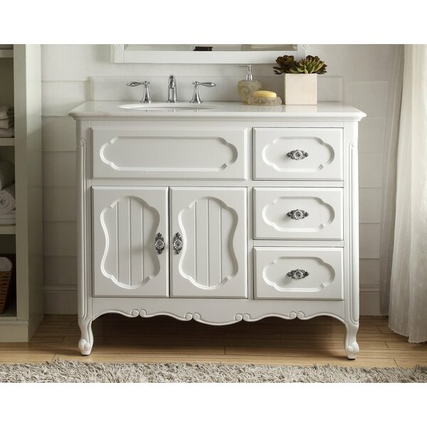 Jaelynn 42 Single Bathroom Vanity Set by Ophelia & Co.