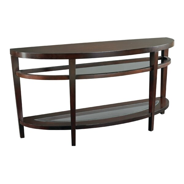 Troyer Console Table by Darby Home Co Darby Home Co