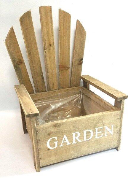 Ellefsen Wooden Planter Box by August Grove