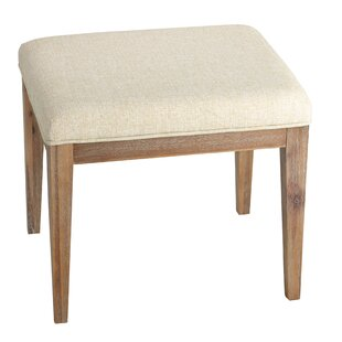Best Reviews Dorrington Vanity Stool By Gracie Oaks