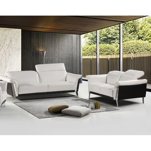 Stockdale 2 Piece Living Room Set by Orren Ellis