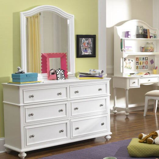 Madison Arched Dresser Mirror by LC Kids