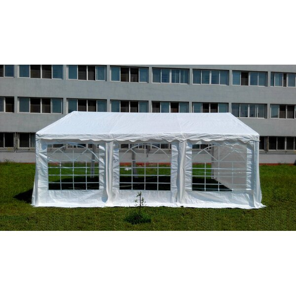 20 Ft. W x 20 Ft. D Steel Party Tent by American Phoenix
