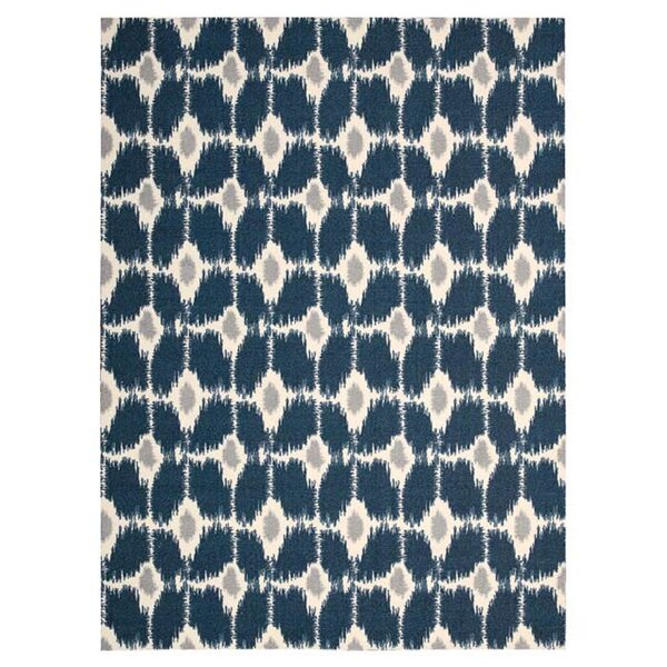 Elaine Navy Area Rug by Nourison