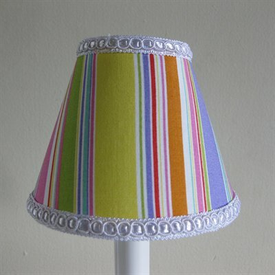 Sweet Candy Stripes Night Light by Silly Bear Lighting
