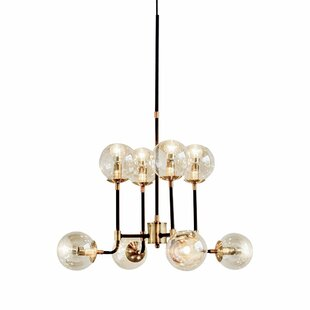 Affordable Price Andrei 8-Light Sputnik Chandelier By Willa Arlo Interiors