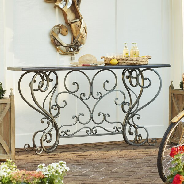 Tennille Console Table by August Grove August Grove