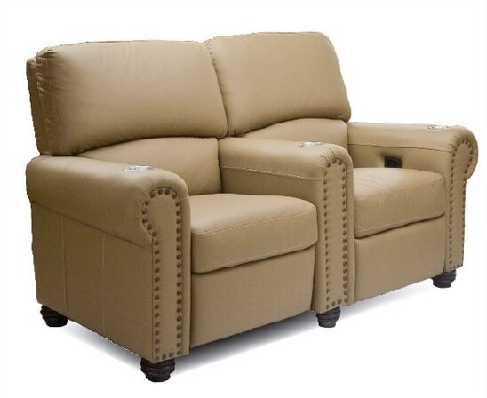 Showtime Home Theater Seating (Row Of 2) By Bass