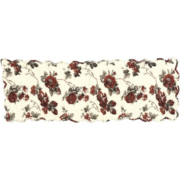 Mariell Quilted Runner by VHC Brands
