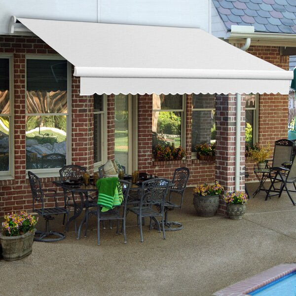 Maui Retractable Patio Awning by Awntech