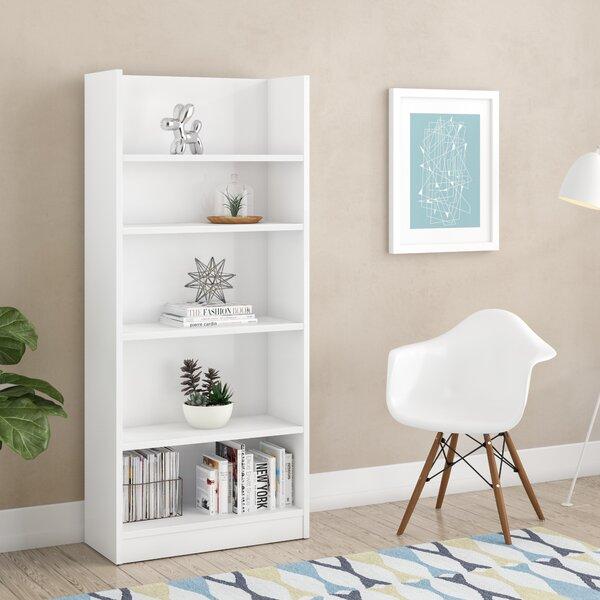 Carrozza Standard Bookcase by Mercury Row