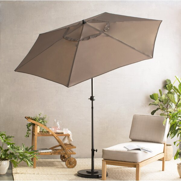 Kearney 9' Market Umbrella By Beachcrest Home