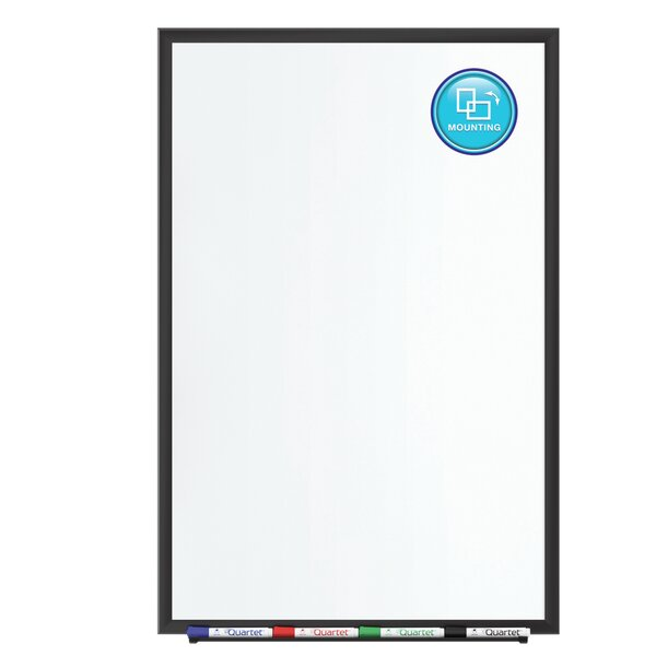 Classic Wall Mounted Whiteboard by Quartet