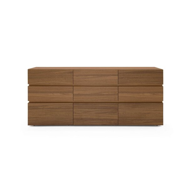 People 9 Drawer Dresser by Pianca USA