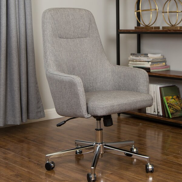 Sharon Ergonomic Executive Chair by Corrigan Studio