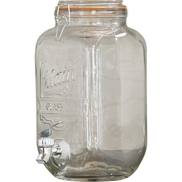 Funston 192 Oz. Beverage Dispenser by August Grove