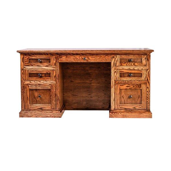 Torin 72 W Double Pedestal Executive Desk