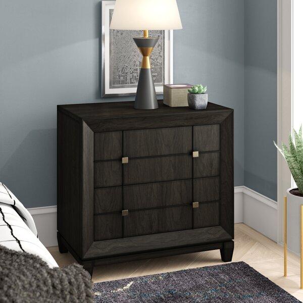 Amabilia 2 Drawer Nightstand by Modern Rustic Interiors