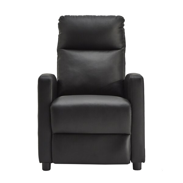 Gurfinkle Leather Recliner by Kingstown Home