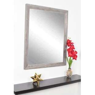 Great choice Seagraves Soft Shimmer Accent Mirror ByBrayden Studio