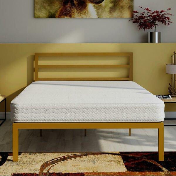 Sindel Platform Bed with Mattress by Ebern Designs