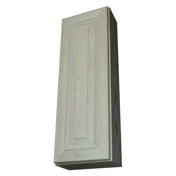 Andrew Series 11 W x 34 H Wall Mounted Cabinet by WG Wood Products