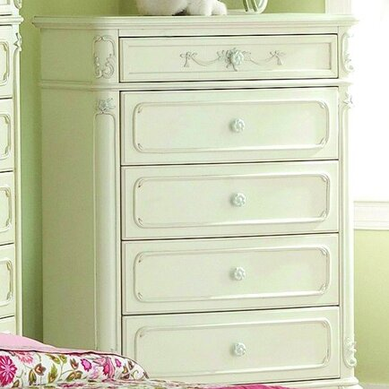 Mckittrick 5 Drawer Series Chest by Alcott Hill